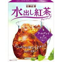 8袋供水高湯紅茶公畝灰色1L使用的茶袋[三井農林日東紅茶]