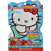 無魚的 Hello Kitty 自由 25 克 [田中食品]
