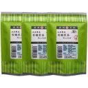 山本賢吾の有機煎茶 ティーバッグ 3本セット 3g×6個×3本[葉桐]