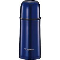 象印不銹鋼瓶0.35L SV-GR35-AA藍色[象印水壺(不銹鋼)]