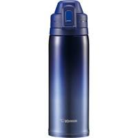 象印不銹鋼酷瓶0.82L SD-ES08-AZ層次藍色[象印水壺(不銹鋼)]