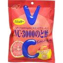 【ケース販売】ノーベル VC3000のど飴 ピンクグレープフルーツ 90g×6袋[ノーベル製菓 VC-3000のど飴]
