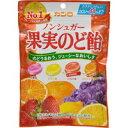 【ケース販売】カンロ ノンシュガー果実のど飴 90g×6袋[KANRO(カンロ)]