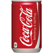 コカ・コーラ コカ・コーラ 160ml缶30本入(1ケース)[コカコーラ]