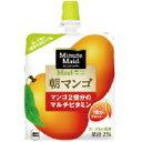 コカ・コーラ ミニッツメイドゼリー 朝マンゴ 180gパウチ *24個(1ケース)