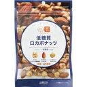 ショッピングミックスナッツ 【10000円以上で本州・四国送料無料】低糖質ロカボナッツ(85g)