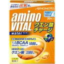 味の素 amino VITAL アミノバイタル クエン酸チャージウォーター レモン味 20本入