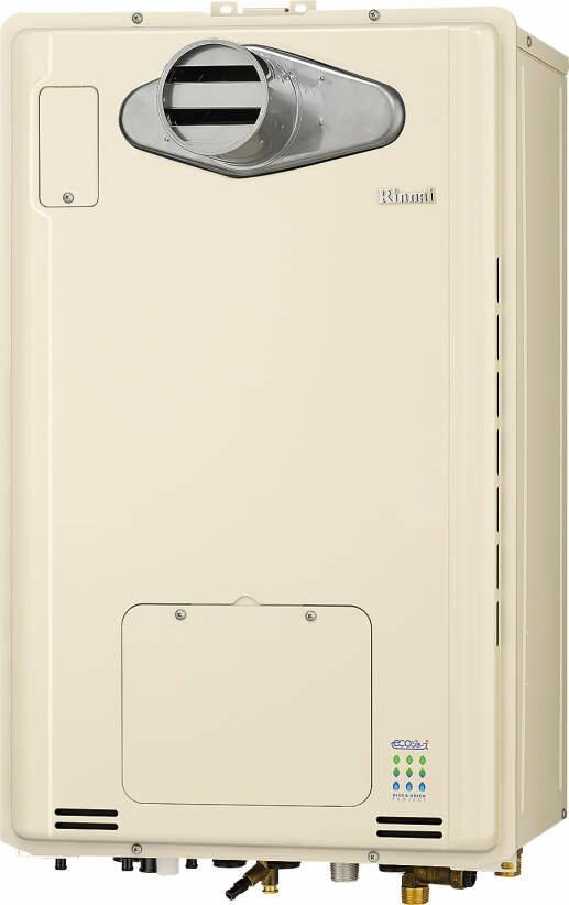 リンナイ エコジョーズ 温水暖房ふろ給湯器 RUFH-E2405AT オンライン 1温度 24号 フルオート PS扉内設置型/PS前排気型:ソウケン ネット販売部