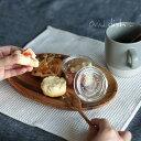 ディッシュ 小物置きとしても使える、ちょうどいい大きさ。アカシアウッドオーバルディッシュM日用雑貨/キッチン用品/テーブルウェア/木製食器/皿/天然木/ナチュラル/北欧/トレー/和食器/洋食器