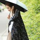 カーディガン M/L/LL/3Lサイズ 雨の日も、私らしく羽織ろう。私のための雨カーディガ