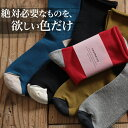 絶対必要なものを、欲しい色だけ 絶対に必要な、遊び心あるベーシック靴下 22-24サイズ レディース/無地/ソックス/靴下