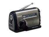 【あす楽対応】FM/AMポータブルラジオICF-B99