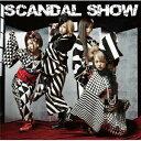 ◆メール便は送料無料◆SCANDAL/SCANDAL SHOW[CD] 【オリコンチャート調査店】 ■2012/3/7 発売 ■ESCL-3858