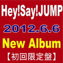 ◆メール便は送料無料◆Hey!Say!JUMP/未定[CD+DVD][・・・