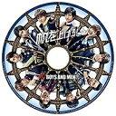 BOYS AND MEN(ボイメン)/帆を上げろ!(初回限定ピクチャーレーベル盤) [CD] 2017/8/2発売 UICV-9256