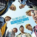 GENERATIONS from EXILE TRIBE(ジェネレーションズ)/F.L.Y. BOYS F.L.Y. GIRLS CD 2018/6/13発売 RZCD-86562