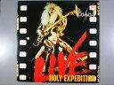 【中古レコード】バウワウ/ライヴ〜Holy Expedition[LPレコード 12inch]