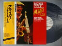 【中古レコード】リッチ−・コール/アライヴ![LPレコード 12inch]