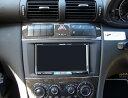 【送料無料】MB203A2D05B pb(ピービー)メルセデス・ベンツ Mercedes-Benz Cクラス/Gクラス用2DINキット 純正DVDナビ付車用【オーディオ/ナビゲーション/取付/キット/インストール】【RCP】