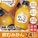 早和果樹園 飲むみかん 200ml×24本入り【送料無料】 ...