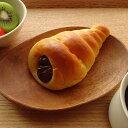 【チョココルネ】手作りのカスタードにこだわりのミルクチョコをミックス。甘さをおさえたチョコいっぱいのコルネパン(1個約65g)