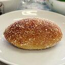 【焼きカレーパン】生地は薄め、程よい辛さのノンフライカレーパ...