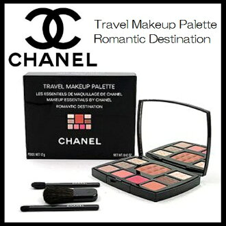 "Chanel travel make up palette romantic destination ' eyeshadow palette» ""3145891494204"""