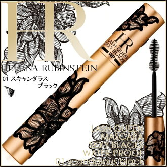 "Helena Rubinstein Queen sexy black waterproof 01 スキャンダラスブラック 5.8 ml «Helena Queen mascara WP» ""3605521325624"""