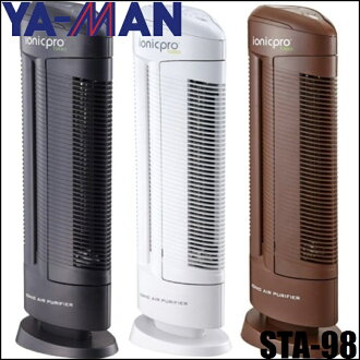 ") (P10) (Yaman イオニックプロターボ white STA-98 «ionization air purifiers, dust type air purifier» ""4540790578700"""