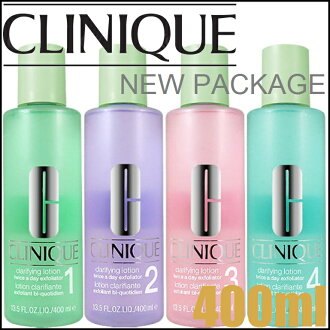 ★ BIG size ★ Clinique clarifying lotion 400 ml [lotion]