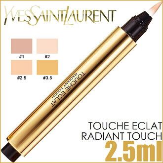 YSL radiant touch 2.5 ml [concealer ≫