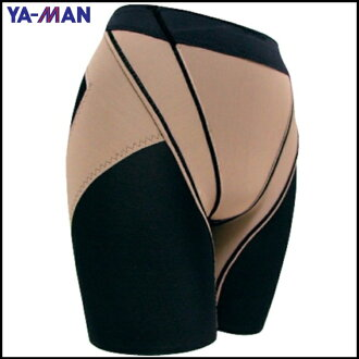 ) (P10) (Yaman エクサシェイプ girdle shorts women's one piece «pressure expands, shapewear, underwear pressure and pelvic girdle:
