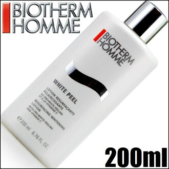 "Biotherm Homme white Peel lotion 200 ml [lotion] ""3605540185247"""