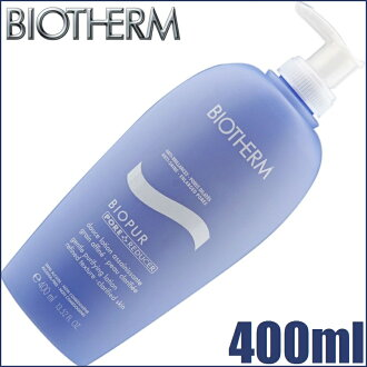 "Biotherm BioPure ポアリデューサー gentle purifying lotion 400 ml [lotion] ""3605540422175"""