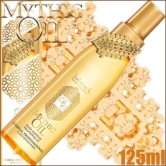 Loreal Professional Mythic Oil 125ml Jewel Edition≪Leave In Hair Treatment≫<LRHT>『3474630681385』