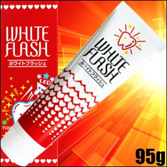 "Brain training Cosme Institute white Flash 95 g «toothpaste» ""4560317130013"""