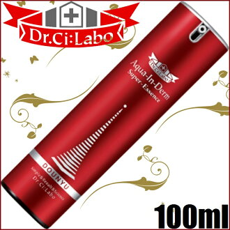Dr.Ci:Labo Aqua In Derm Super Essence 100ml≪Serum≫『4524734122525』★BIG Size★