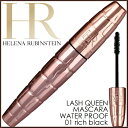 "[tomorrow easy correspondence] [possible shipment out of the fixed form] 7.2 ml of Helena Rubinstein rush queen waterproof 01 rich black ≪ Helena queen mascara WP ≫"" 3373390210630 [HLS_DU]"