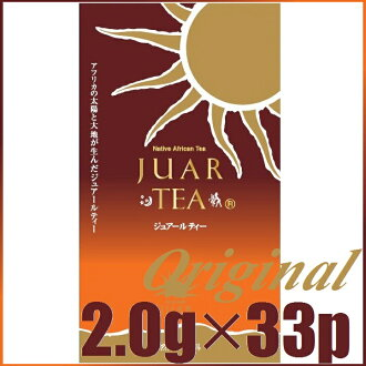 Juar Tea Original 2.0g×33packs≪Mixed Tea≫『4580366690016』