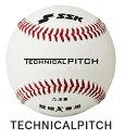 エスエスケイ SSK テクニカルピッチTECHNICALPITCH 投球データ 解析硬式 野球 ボール