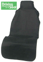 One piece (impurity-proof) for driving seat tarpaulin cover front seats