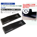 Two jack support set FJ-87 for large own industrial lowdown cars