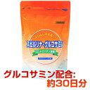 【スピルリナ・グルコサミン】 1200粒×200mg(約30日分)jalgae【あす楽対応】【HLS_DU】