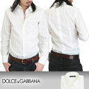 DOLCE&GABBANA/ドルチェアンドガッバーナ メンズドレスシャツ/ワイシャツ(Yシャツ)HQ0055T_25456_B0193【DOLCE&GABBAN...