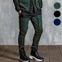 ショッピングブランド 1PIU1UGUALE3 RELAX ウノピゥウノウグァーレトレ ブロッキングパンツ メンズ ズボン ボトムス おしゃれ かっこいい ブランド ウノピュウ セットアップ