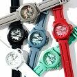 AKM Contemporary(エイケイエムコンテンポラリー) カモフラージュ柄 ラバーウォッチ(レッド/グリーン/ブルー/ブラウン/ブラック/ホワイト)腕時計【RCP】【あす楽】【C】メンズ/メンズファッション/人気/ブランド