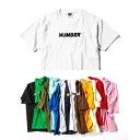 NUMBER (N)INE(ナンバーナイン) GOATゴートボディTシャツ(ライトイエロー/オレンジ/ブラウン/カーキ/ホワイト/ピンク/レッド/グリーン/グレー/ネイビー/ブルー/サックス/ブラック)