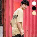 NUMBER (N)INE DENIM ナンバーナインデニム オーバーサイズ メンズ Tシャツ おしゃれ かっこいい ブランド 半袖 トップス ストリート スポーツ ウェア