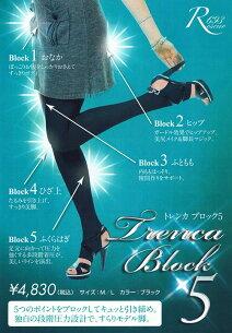 レスキュー トレンカ ブロック ブラック ネコポス