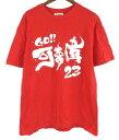 メール便可 SUZUKA2010 小林可夢偉 半袖Tシャツ 赤 &鈴鹿サーキット F1 5400円以